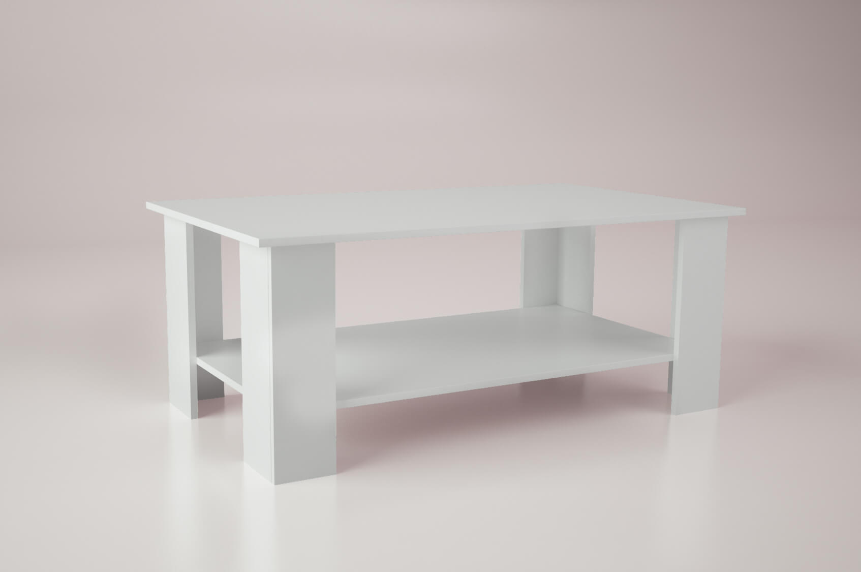 Joi Large Coffee Table In White Gloss Color Idea Workmate