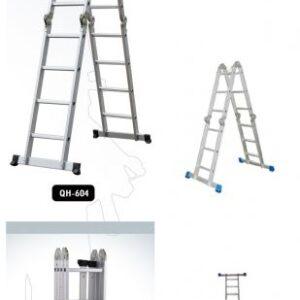 Aluminium Multi Purpose Ladder 4x4