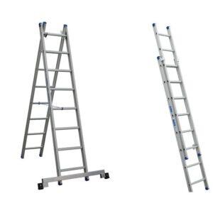 Aluminium 2 Position Ladder
