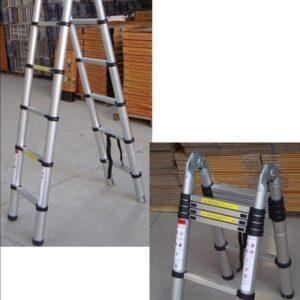Aluminium Telescopic Ladder