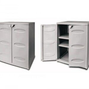 Low Plastic Cabinet