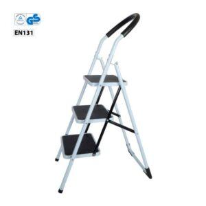Wide 3 Step Ladder