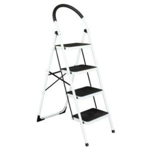 Wide 4 Step Ladder
